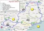viaggi in moto: 2007